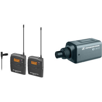 Rent Sennheiser ew 112-p ENG G3 Wireless Lavalier Kit (A)