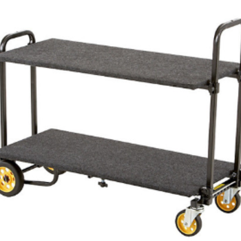 Rent Rock-N-Roller R2RT Multicart Model R2 Equipment Cart
