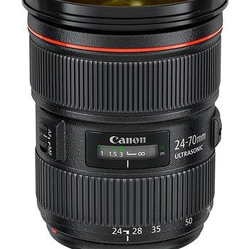 Rent Canon 24-70mm f/2.8L USM Lens