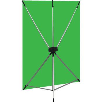 Rent Green Screen, & other Westcott X-Drop Backdrops (5' x 7')