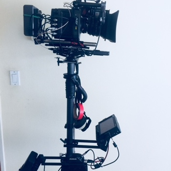 Rent Steadicam Archer2 + Wireless FF & Monitor with Operator