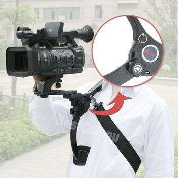Rent Tr.En s-l1600 camera stabilizer shoulder mount for Dslrs, camcorders, and cinema cameras