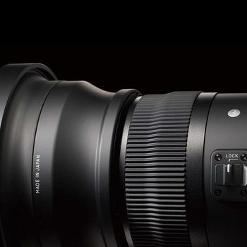 Rent Sigma 150-600mm Sports Lens for Canon