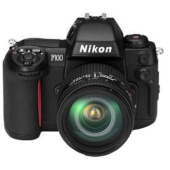 Rent Nikon F100 - Film