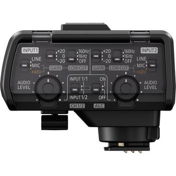 Rent GH5 XLR Microphone Adapter