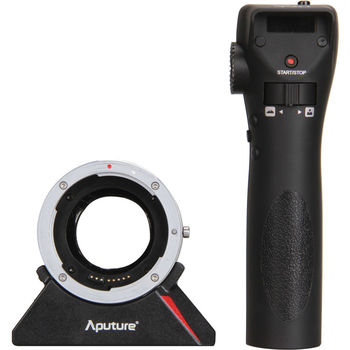 Rent Aputure DEC wireless remote focus adapter - EF to Sony E-Mount