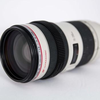 Rent Canon 70-200