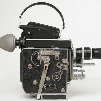Rent Bolex H16 Reflex 16mm Camera