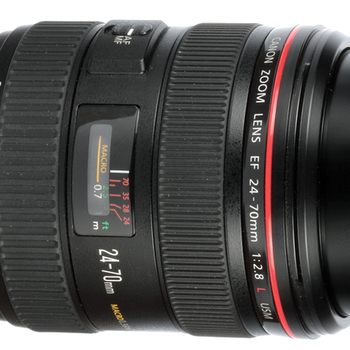 Rent Canon EF 24-70mm f/4L IS USM
