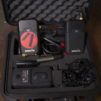 Rent Three RodeLink Wireless Lavs Kit