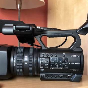 Rent Sony NX100 Professional Camcorder