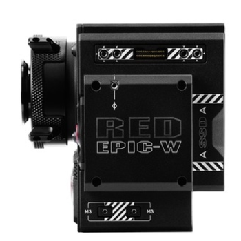 Rent Basic RED Epic-W Helium 8K Package