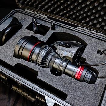 Rent Canon Cine Style Zoom Lens 17-120 PL Mount