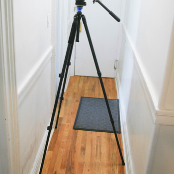 Rent Benro S6 Tripod with Manfrotto 503 Head