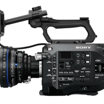 Rent Sony FS7 Packages