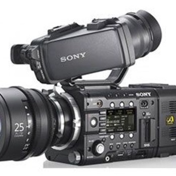Rent Sony PMW-F55 Full Package