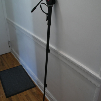 Rent Manfrotto Monopod with 701 Fluid Head