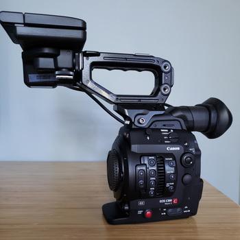 Rent Canon EOS C300 Mkii EF Mount
