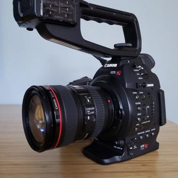 Rent Canon EOS C100 + Zoom Lens + Lavalier + Tripod