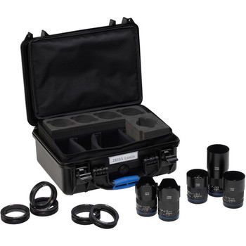 Rent Zeiss Loxia E-Mount Cine Lens Set