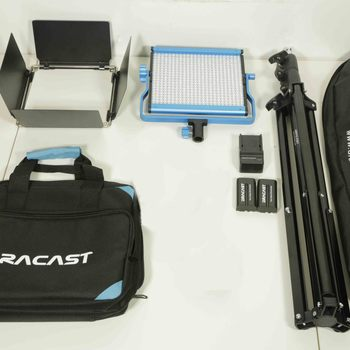 Rent Dracast LED500 Bi-Color LED Light with Stand