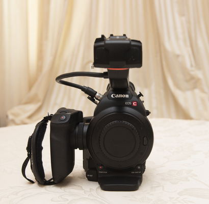 C100 with mic
