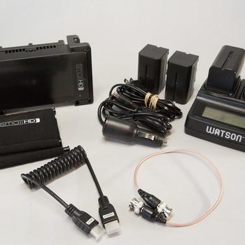 Rent SmallHD 503 UltraBright On-Camera Monitor w/ Sony Battery Kit