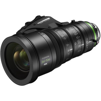 Rent Fujinon 20-120mm T3.5 Cabrio Zoom
