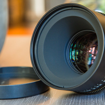 Rent Rokinon Xeen 85mm T1.5 Lens for Canon EF Mount