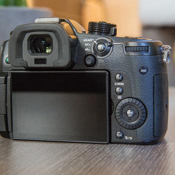 Rent Panasonic Lumix GH5 Micro-Four-Thirds Mirrorless Camera
