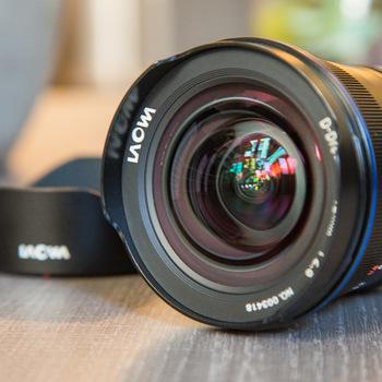 Rent Venus Optics Laowa 12mm f/2.8 Zero-D Lens for Canon EF