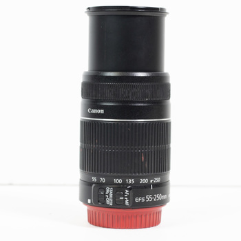 Rent Canon efs 55-250mm