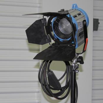 Rent 300w ARRI Fresnel Light
