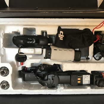 Rent DJI Ronin-M 3-Axis Accessory Kit