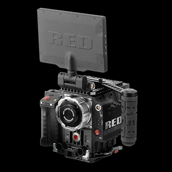 Rent RED Scarlet Dragon with EF and PL mount and 2 REDmags