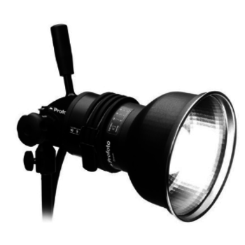 Rent Profoto Pro Head with Reflector