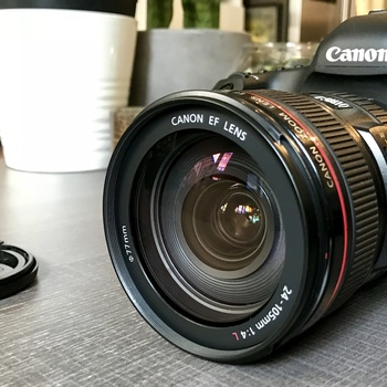 Rent Canon 5D Mark III with Canon EF 24-105mm f/4L IS USM Lens