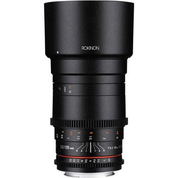 Rent Rokinon 135mm T2.2 Cine DS Lens