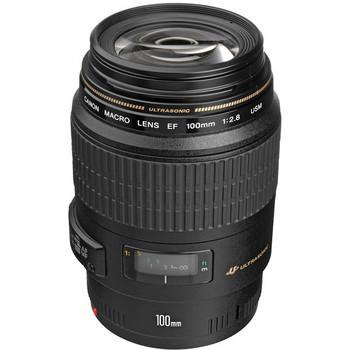 Rent Canon 100mm f2.8 Macro USM Lens