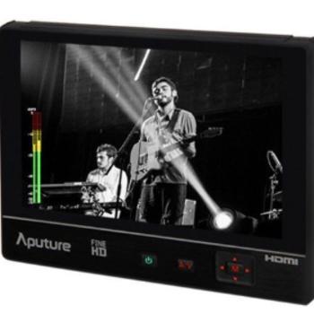 "Rent Aputure VS-2 Fine HD 7"" Monitor (Black)"