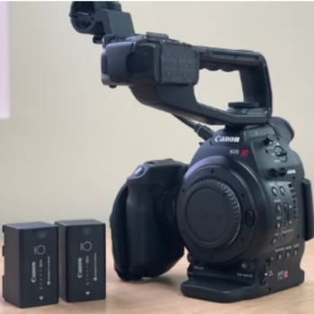 Rent Canon EOS C100 Mark I (Body Only)