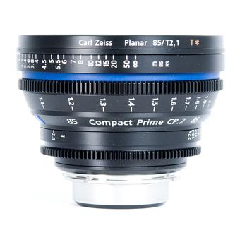 Rent Zeiss CP.2 85mm/2.1 EF mount