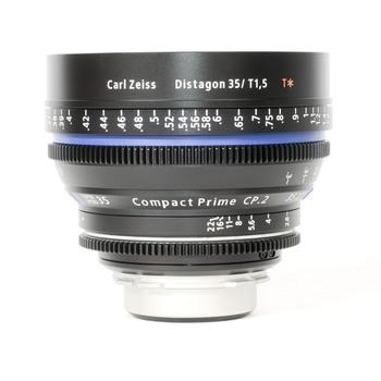 Rent Zeiss CP.2 35mm/2.1 EF Mount