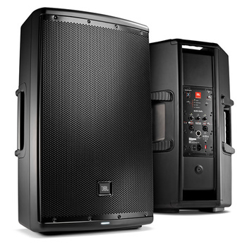 Rent 15' JBL SPEAKERS (MIXER, MICS, LIGHTS, ETC AVAILABLE)