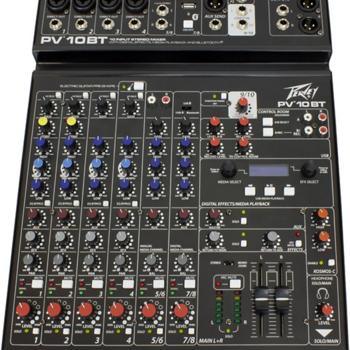 """Rent (2) 15"""" Speakers + 18"""" Subwoofer + 10 Channel Mixer + (2) Microphones + Lighting"""
