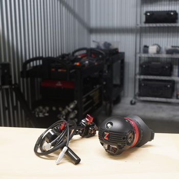 Rent Zacuto Gratical Eye, Axis Mini, and SDI/DTAP Cables