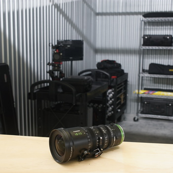 Rent Fujinon MK18-55mm T2.9 Cinema Zoom Lens - Sony E-Mount