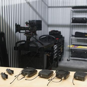 Rent 2 x Sennheiser G3 Wireless kits with DPA 4060 mics