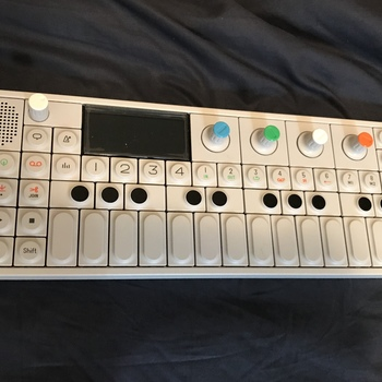 Rent Teenage Engineering OP-1 Portable Synthesizer