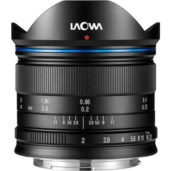Rent Venus Optics Laowa 7.5mm f/2 MFT Lens for